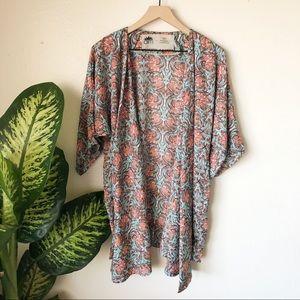 Aim | Patterned Kimono